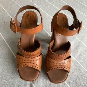 Kork Ease leather heels